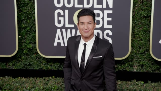 Mario Lopez at the 75th Annual Golden Globe Awards at The Beverly Hilton Hotel on January 07 2018 in Beverly Hills California