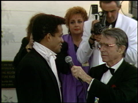 mario van peebles at the 1991 academy awards at the shrine auditorium in los angeles, california on march 25, 1991. - shrine auditorium stock videos & royalty-free footage