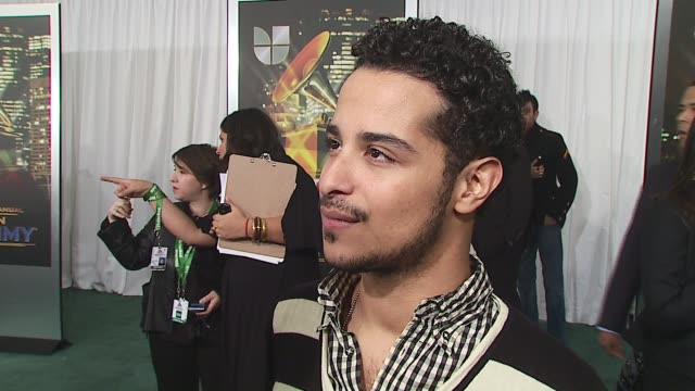 mario vasquez/ singer he talks about his self-titled new album and promoting the new single from that album he talks about being in new york, his... - latin grammy awards stock videos & royalty-free footage