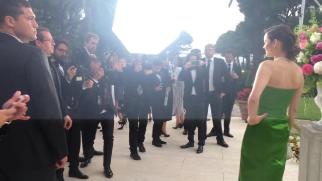 Marion Cotillard at amfAR 22nd Cinema Against AIDS Reception at Hotel du CapEdenRoc on May 21 2015 in Cap d'Antibes France