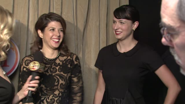 marisa tomei at the 12th annual hollywood film festival hollywood awards gala at los angeles ca. - marisa tomei stock videos & royalty-free footage
