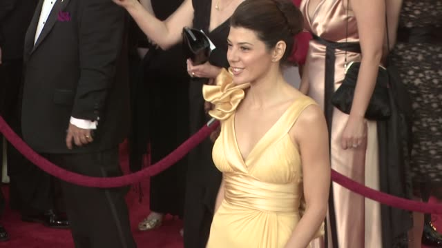 marisa tomei at the 15th annual screen actors guild awards part 3 at los angeles ca. - marisa tomei stock videos & royalty-free footage