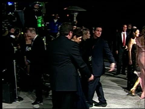 vídeos de stock e filmes b-roll de marisa tomei at the 2002 academy awards vanity fair party at morton's in west hollywood california on march 24 2002 - festa dos óscares da vanity fair