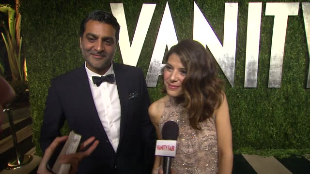 INTERVIEW Marisa Tomei at The 2013 Vanity Fair Oscar Party Hosted By Graydon Carter INTERVIEW Marisa Tomei at The 2013 Vanity Fair at Sunset Tower on...