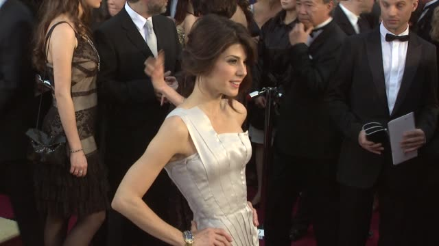 marisa tomei at the 81st academy awards arrivals part 3 at los angeles ca. - marisa tomei stock videos & royalty-free footage