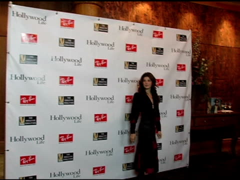 marisa tomei at the kevin bacon reception of the 2005 ray-ban visionary award hosted by creative coalition and hollywood life at stein eriksen in... - marisa tomei stock videos & royalty-free footage