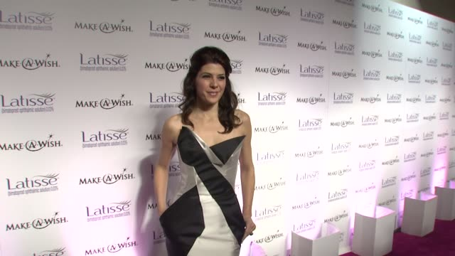 marisa tomei at the launch party for latisse at los angeles ca. - marisa tomei stock videos & royalty-free footage