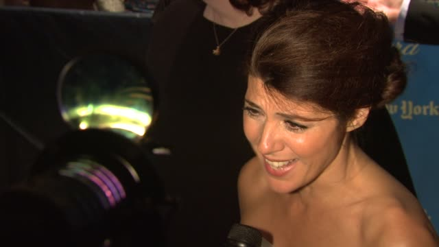 marisa tomei at the new york film festival closing night the wrestler premiere at new york ny - marisa tomei stock videos & royalty-free footage