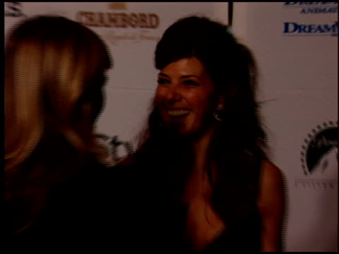 marisa tomei at the project als benefit gala at the century plaza hotel in century city, california on may 6, 2005. - marisa tomei stock videos & royalty-free footage