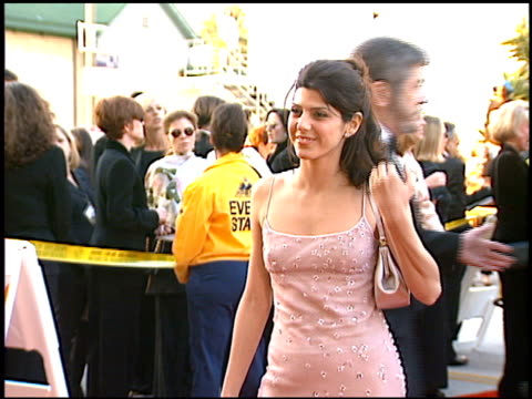 Marisa Tomei at the Screen Actor's Guild Awards at the Shrine Auditorium in Los Angeles California on February 22 1997