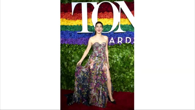 marisa tomei attends the 73rd annual tony awards at radio city music hall on june 09, 2019 in new york city. - marisa tomei stock videos & royalty-free footage