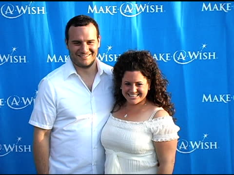 Marissa Jaret Winokur at the 'Uncork A Wish' at The MakeAWish Foundation 13th Annual wine tasting and auction fundraiser at Pacific Design Center in...
