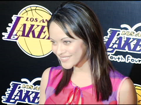 marissa ramirez at the la lakers and celebrities 2nd annual las vegas poker night at barker hangar in santa monica california on april 14 2005 - barker hangar stock videos & royalty-free footage
