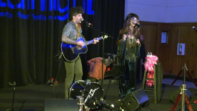 PERFORMANCE Mark Ballas and BC Jean at Dream Halloween 2017 Costume Party Benefiting Starlight Children's Foundation Presented By Michaels and Aaron...