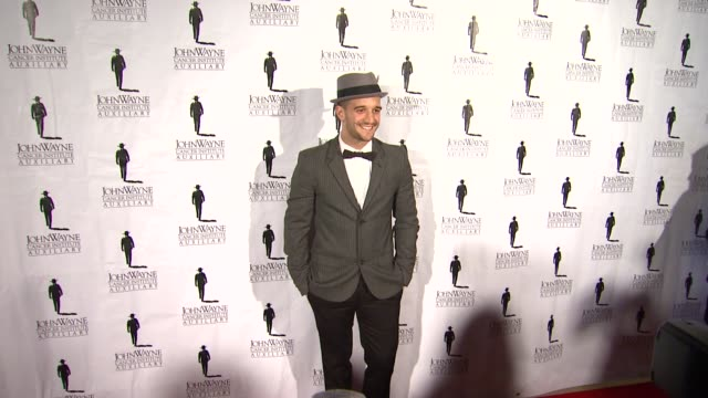 mark ballas at john wayne cancer institute 27th annual odyssey ball mark ballas at john wayne cancer institute 27th at the beverly hilton hotel on... - the beverly hilton hotel stock videos & royalty-free footage