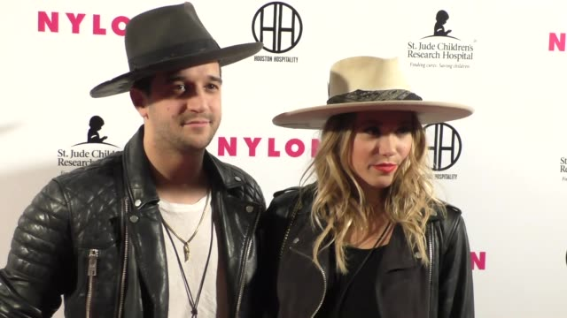 Mark Ballas BC Jean at the NYLON Magazine Hosts Muses And Music Party at No Vacancy in Hollywood Celebrity Sightings on February 09 2016 in Los...