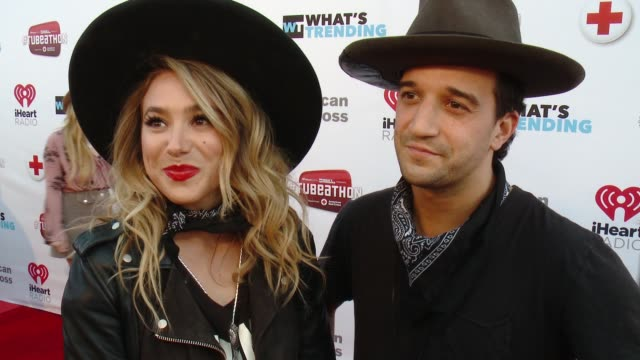 INTERVIEW Mark Ballas BC Jean on what brings them out why its important to support at What's Trending's Fourth Annual Tubeathon Benefitting American...