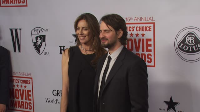 Mark Boal at the 15th Annual Critics' Choice Movie Awards AfterParty at Hollywood CA
