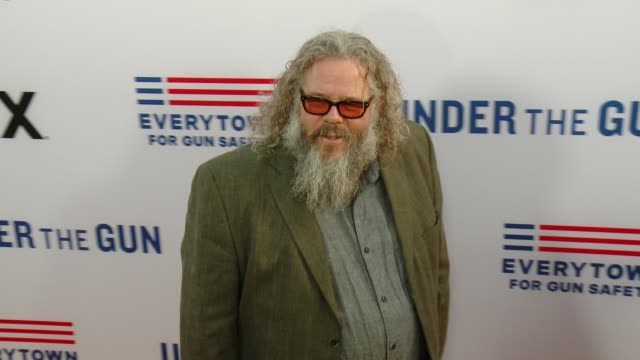 mark boone jr at the under the gun los angeles premiere at samuel goldwyn theater on may 03 2016 in beverly hills california - samuel goldwyn theater stock videos & royalty-free footage
