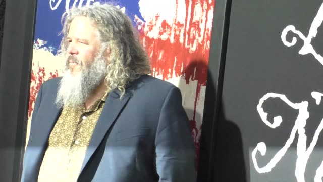 Mark Boone Junior at The Birth Of A Nation Premiere Presented By Fox Searchlight at ArcLight Cinemas Cinerama Dome on September 21 2016 in Hollywood...