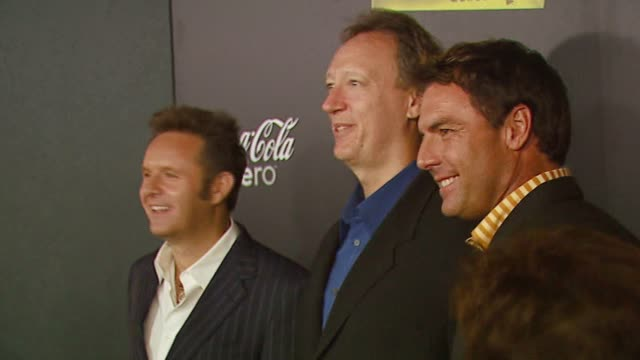 mark burnett at the mark burnett and aol celebrate the launch of gold rush at les deux in los angeles california on september 12 2006 - california gold rush stock videos and b-roll footage
