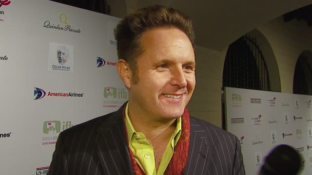 Mark Burnett On Roma Downey being his main draw to the event on Van Morrison playing the soundtrack to his life on what he loves about the Irish on...