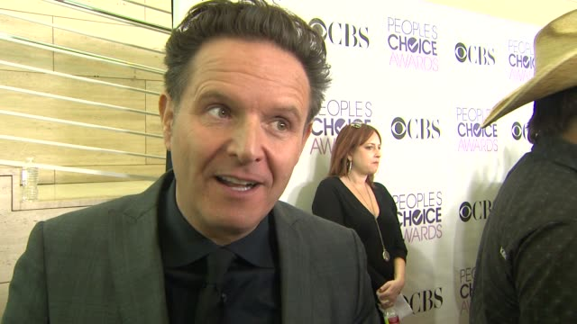 mark burnett on why he's fond of the people's choice awards at people's choice awards 2013 nominations press conference in beverly hills, ca, on... - people's choice awards stock-videos und b-roll-filmmaterial