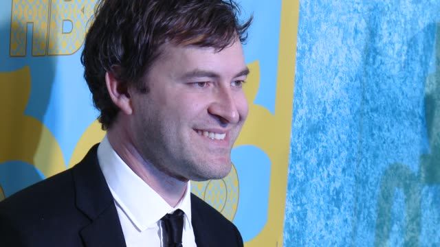 Mark Duplass at the HBO's Post 2015 Golden Globe Awards Party at The Beverly Hilton Hotel on January 11 2015 in Beverly Hills California