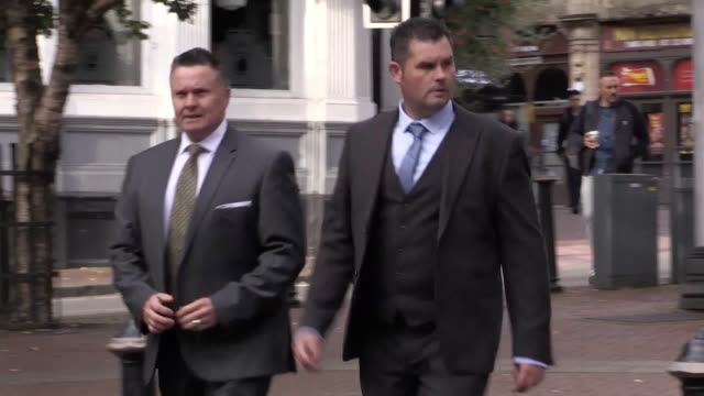 PC Mark Fannon and PC Paul Adey arrive at Birmingham Crown Court where a jury is deliberating in their perjury and perverting the course of justice...