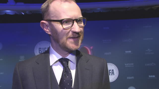 INTERVIEW Mark Gatiss on hosting the BIFAS the importance of independent films British film the new 'The League of Gentlemen' at British Independent...