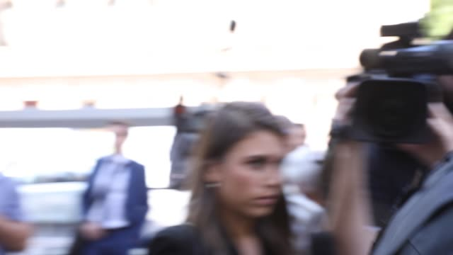 mark gibson sc crown prosecutor against cardinal george pell is seen at melbourne county court on february 27 2019 in melbourne australia pell once... - catholicism stock videos and b-roll footage