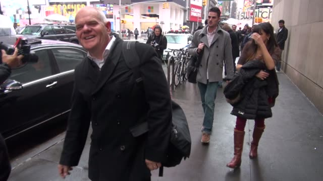 mark hadlow and stephen hunter at the vh1 studios in new york ny on 12/7/12 - vh1 stock videos & royalty-free footage