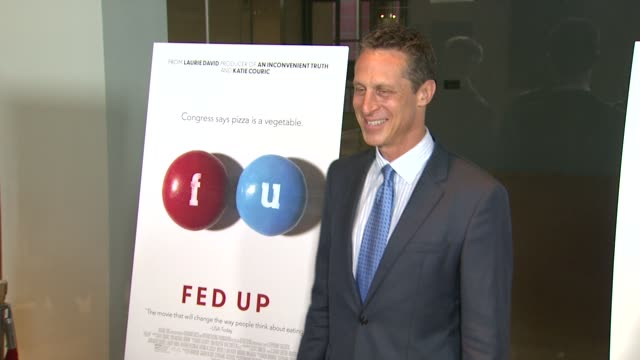 Mark Hyman at the Fed Up Los Angeles Premiere at Pacific Design Center on May 08 2014 in West Hollywood California