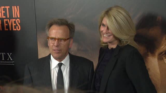 Mark Johnson at Secret In Their Eyes Los Angeles Premiere at Hammer Museum on November 11 2015 in Westwood California