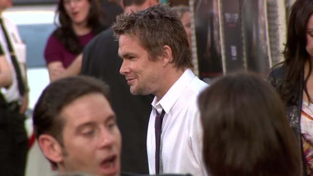 mark mcgrath at the 'terminator salvation' premiere at hollywood ca. - terminator stock videos & royalty-free footage