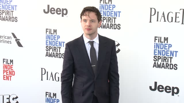 Mark O'Brien at the 2017 Film Independent Spirit Awards Arrivals on February 25 2017 in Santa Monica California