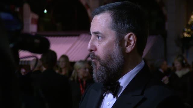 Mark Romanek at the Never Let Me Go Premiere 54th BFI London Film Festival at London England