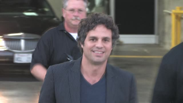 mark ruffalo at comic con at the celebrity sightings in san diego at los angeles ca - mark ruffalo stock videos and b-roll footage