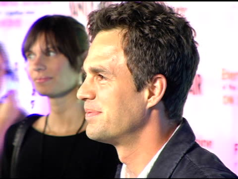 mark ruffalo at the 'eternal sunshine of the spotless mind' dvd launch party at the los angeles county museum of art in los angeles california on... - mark ruffalo stock videos and b-roll footage
