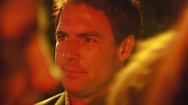 mark steines at the mark burnett and aol celebrate the launch of gold rush at les deux in los angeles california on september 12 2006 - california gold rush stock videos and b-roll footage