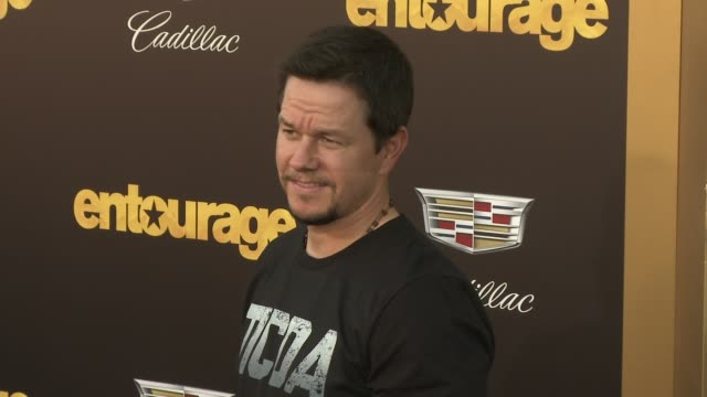 Mark Wahlberg at Entourage Los Angeles Premiere at Regency Village Theatre on June 01 2015 in Westwood California