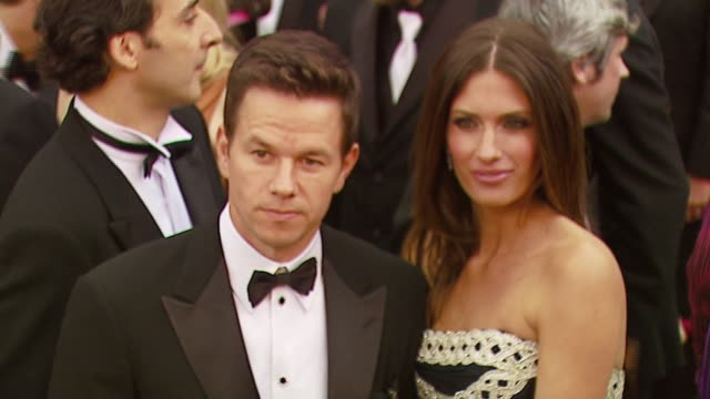 Mark Wahlberg at the 2007 Academy Awards Arrivals at the Kodak Theatre in Hollywood California on February 25 2007
