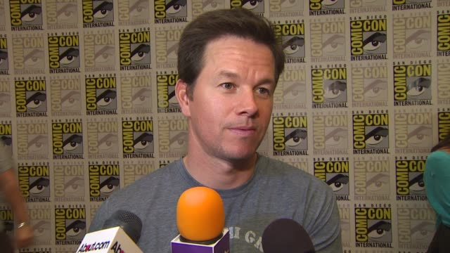 Mark Wahlberg on playing an NYPD detective if would work with Will again at the ComicCon 2010 'The Other Guys' at San Diego CA