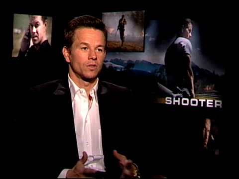 mark wahlberg on what he looks for in a script, the reason he chose this role, what it was like to shoot in the glaciers, why he once said he had no... - desire stock videos & royalty-free footage