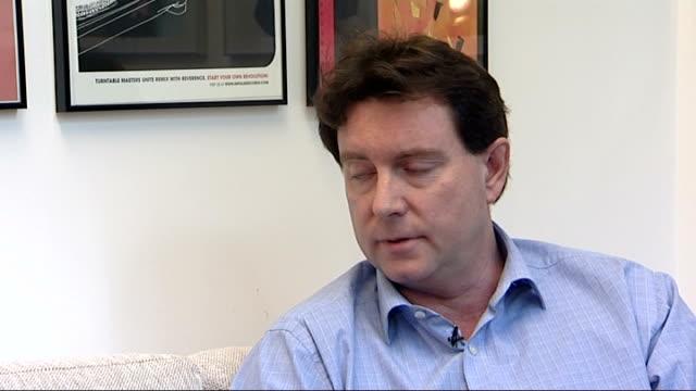 INT Mark Wilkinson interview SOT