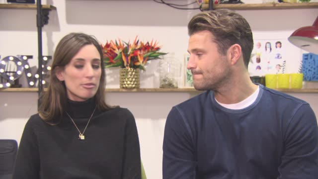INTERVIEW Mark Wright Laura Jackson on a good relationships not giving advise on what makes a good relationship rude contestants their relationship...