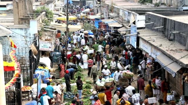K.R. Market, Bangalore, India, Asia