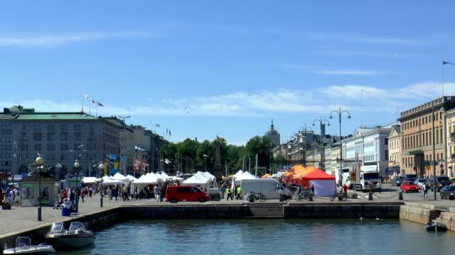 Market Square - Helsinki, Finland