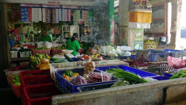 WS Market stall, Ubud, Bali, Indonesia