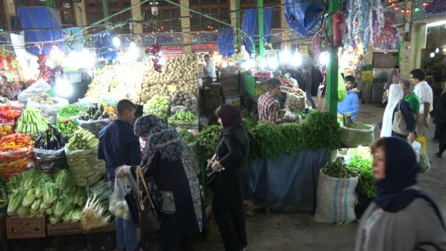 market tehran - tehran stock videos & royalty-free footage